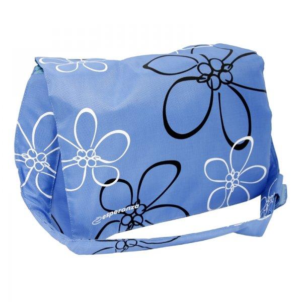 """ET132 Esperanza torba na notebooka 15,6"""" et132 niebieska"""