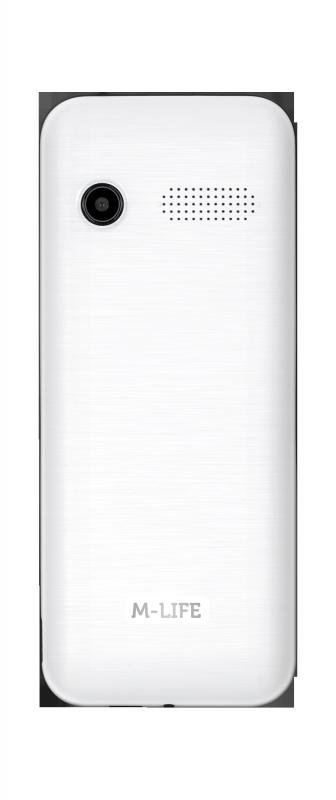 Telefon GSM M-Life ML697 biały