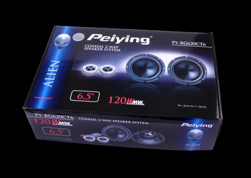 PY-BG620CT6 Zestaw głośników Peiying Alien