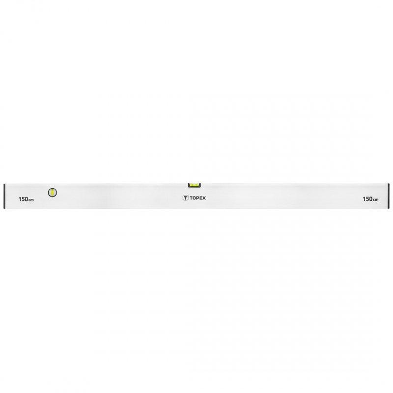 Łata murarska 150 cm, 2 libelle