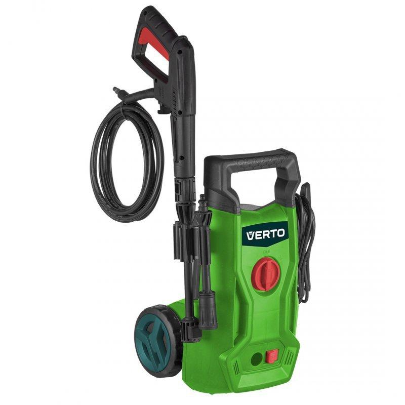 Myjka ciśnieniowa 1400W, ciśnienie 80 (maks. 110) bar