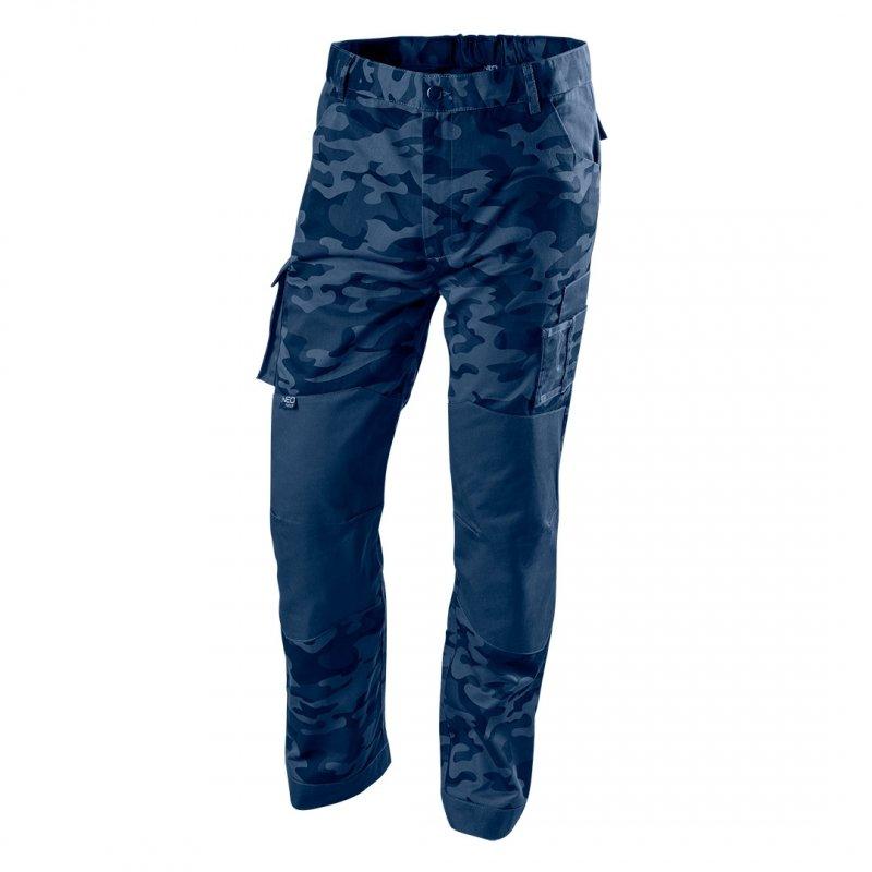 Spodnie robocze CAMO Navy, rozmiar S