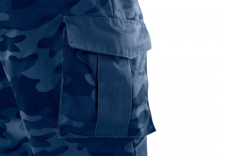 Spodnie robocze CAMO Navy, rozmiar XL