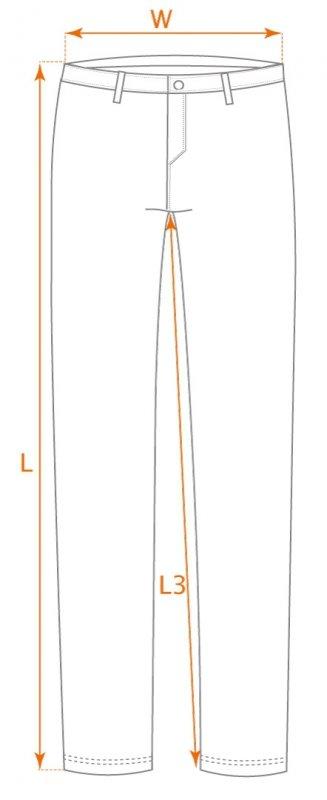 Krótkie spodenki DENIM,  rozmiar M