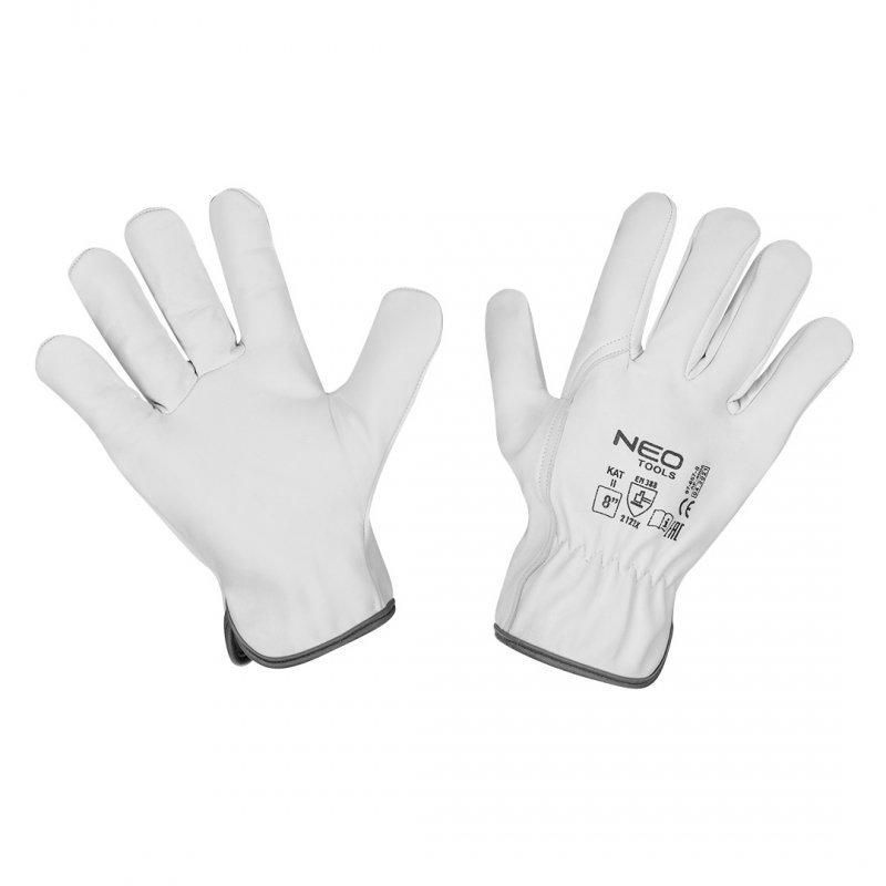 """Rękawice robocze, 2122X, skóra kozia,  rozmiar 8"""", CE"""