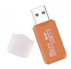 Czytnik kart MicroSD USB 2.0 - X8HW-24