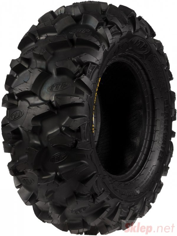 ITP BLACK WATER EVOLUTION 27x11R12(280/70R12) 8PR TL 6P0063 M+S NHS Made in USA