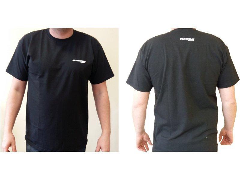Koszulka RADAR czarna rozmiar XXL