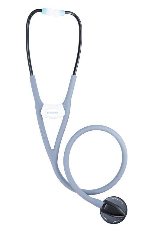 Dr. Famulus DR 400 E-jasnoszary Stetoskop następnej generacji, Internistyczny