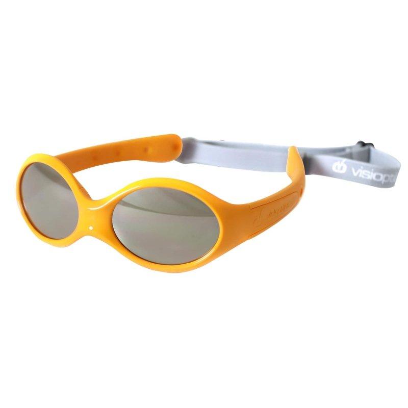 Visioptica By Visiomed France Reverso Space 0- 12 m -pomarańczowy Okulary przeciwsłoneczne dla dzieci
