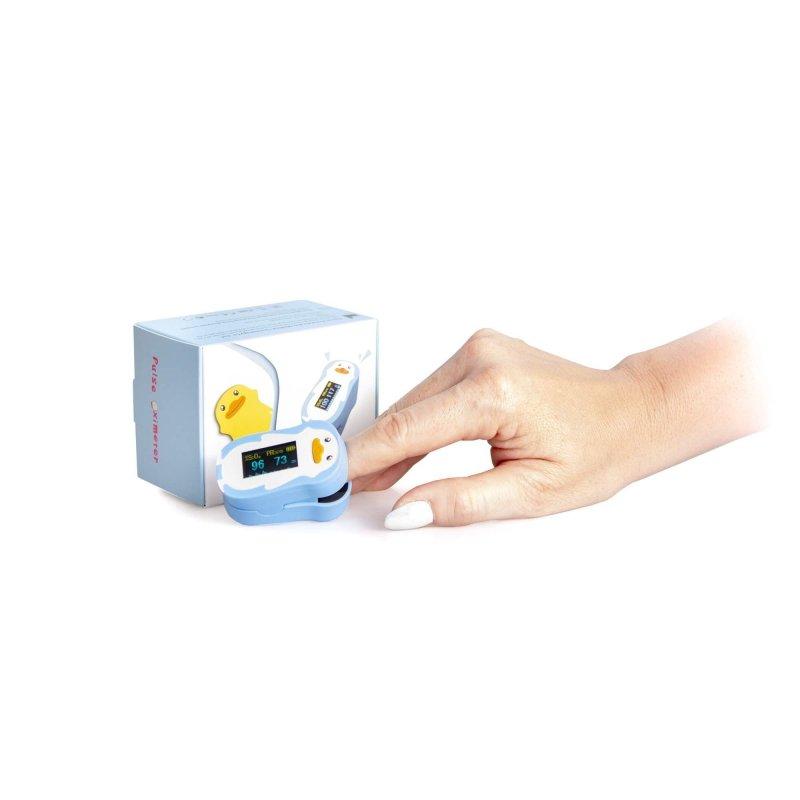 ACCURATE FS20P Pulsoksymetr dla dzieci