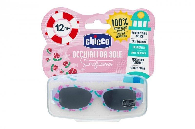 CHICCO MY20 12M+ GIRL Okulary przeciwsłoneczne dla dzieci 12M+