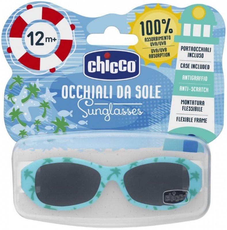 CHICCO MY20 12M+ BOY   Okulary przeciwsłoneczne dla dzieci 12M+