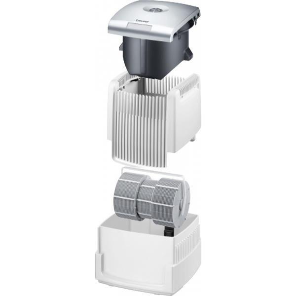 Beurer LW 230 biały Oczyszczacz i nawilżacz powietrza biały