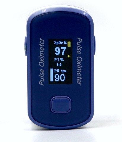 Berry BM1000E Pulsoksymetr łatwy w obsłudze