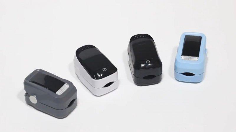 IMDK C101A2 Bluetooth Pulsoksymetr z Bluetooth