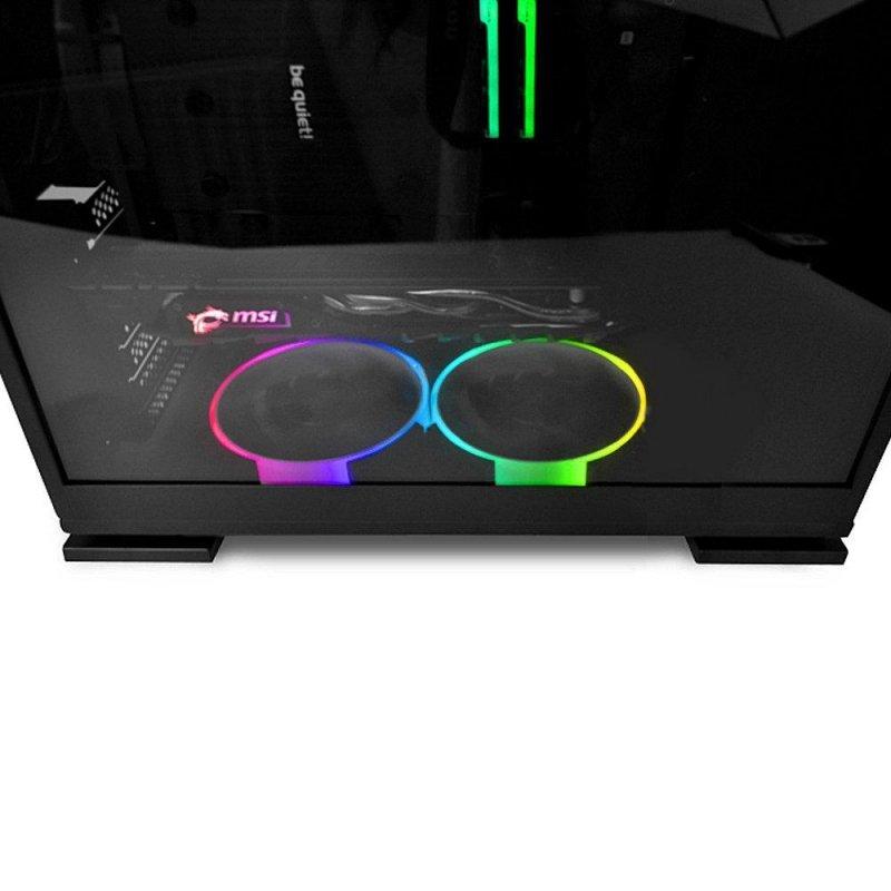 KOMPUTER DO GIER HIRO 301 - RYZEN 5 3600, RTX 2060 6GB, 16GB RAM, 512GB SSD, W10
