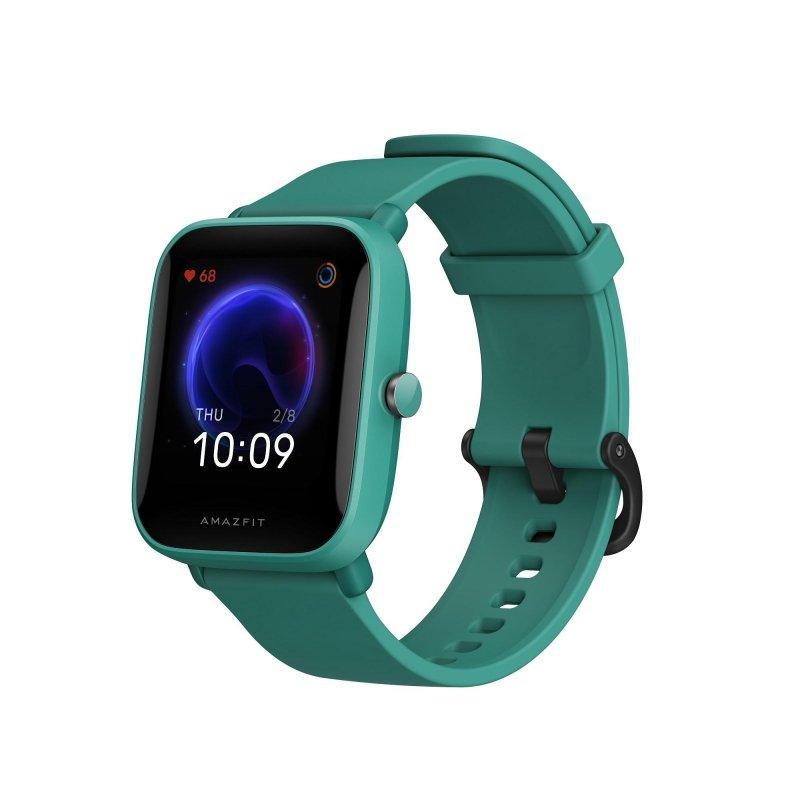 Smartwatch Amazfit Bip U Pro (zielony)