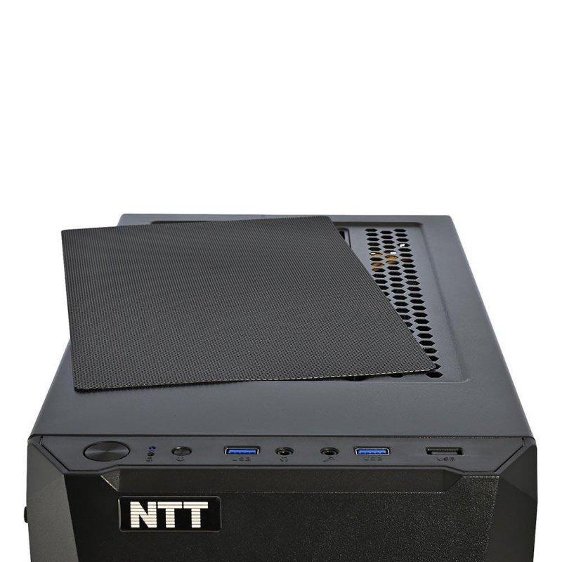 Komputer do gier NTT Game S - Ryzen 3 1200, RX550 2GB, 16GB RAM, 480GB SSD, W10