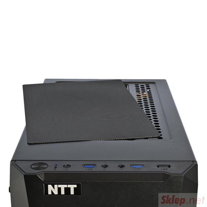 Komputer do gier NTT Game R - Ryzen 5 1600, RX550 2GB, 8GB RAM, 480GB SSD, W10