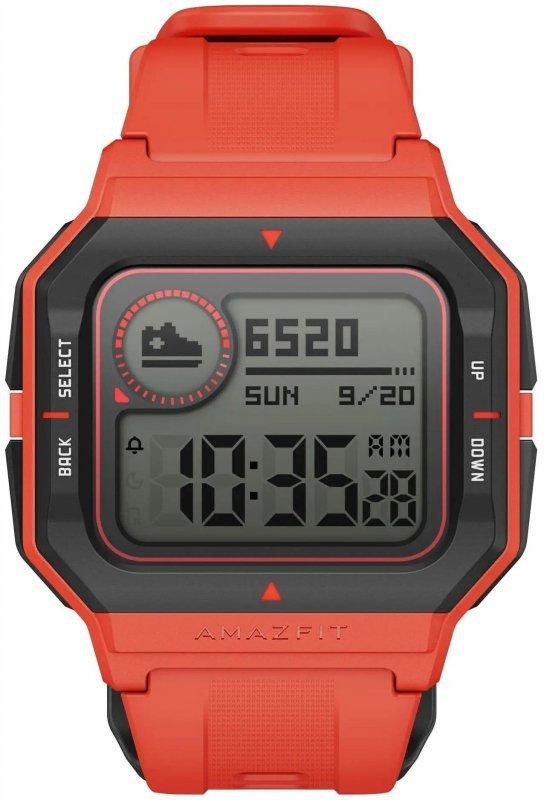 Smartwatch Amazfit Neo (czerwony)