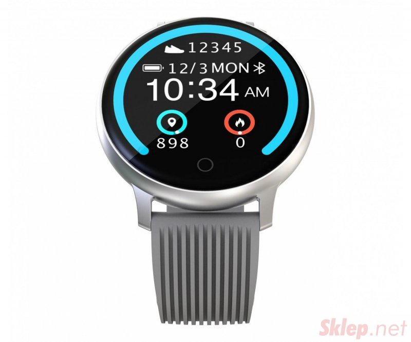 Smartwatch Lenovo Blaze (szary)