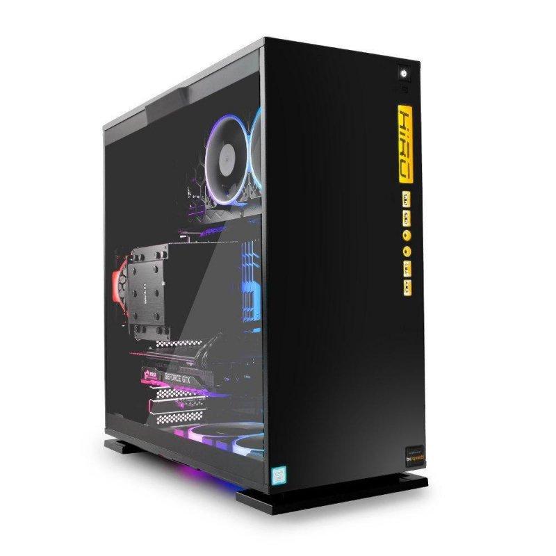 KOMPUTER DO GIER HIRO 303 - INTEL I7 10700K, RTX 3070Ti 8GB, 16GB RAM, 1TB SSD, W10