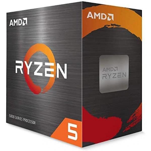 Procesor AMD Ryzen 5 5600G (16M Cache, up to 4.40 GHz)