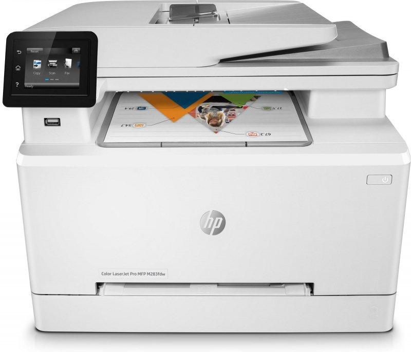 Urządzenie wielofunkcyjne HP Color LaserJet Pro MFP M283fdw
