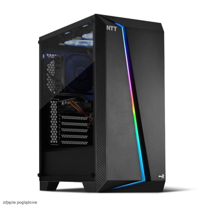 Komputer do gier NTT Game R - Intel I5 10400F, RTX 3060, 16GB RAM, 1TB SSD, W11