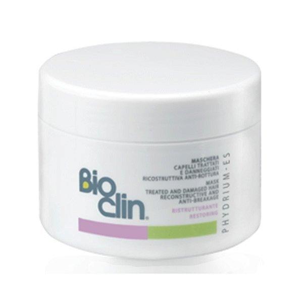 Maska do włosów łamliwych i po zabiegach, Bioclin Phydrium-ES 200ml