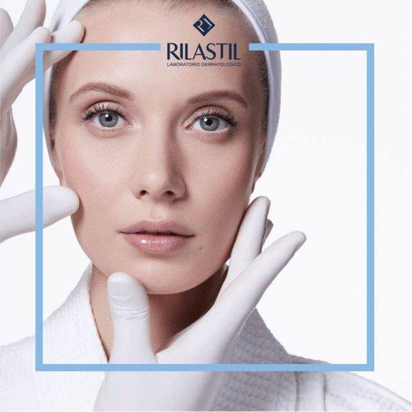 Skoncentrowany micro - peeling do twarzy na bazie kwasu migdałowego Rilastil Dclar 100ml