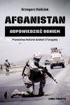 Afganistan odpowiedzieć ogniem
