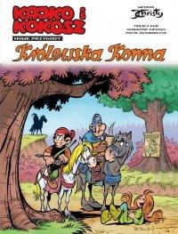 Królewska konna Kajko i Kokosz nowe przygody Tom 3