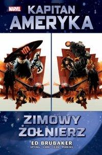 Zimowy żołnierz Kapitan Ameryka Tom 1