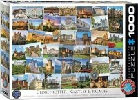 Puzzle 1000 Zamki Globetrotter + Pala 6000-0762