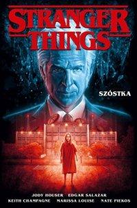 Szóstka. Stranger things komiks wyd. 2021