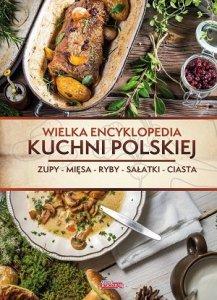Wielka encyklopedia kuchni polskiej + etui