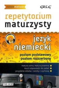 Język niemiecki repetytorium maturzysty + CD