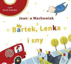 CD MP3 Bartek lenka i sny