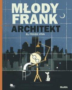 Młody frank architekt