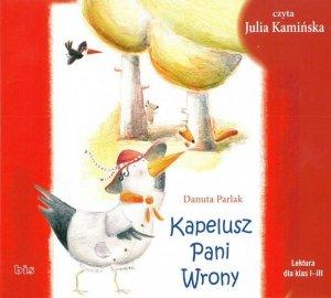 CD MP3 Kapelusz Pani Wrony