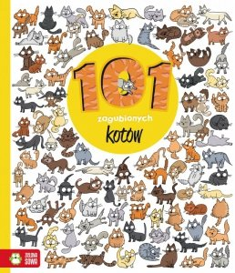 101 zagubionych kotków znajdź szczegóły