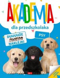 Psy. Akademia dla przedszkolaka