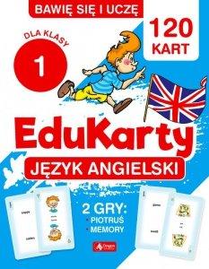 Język angielski dla klasy 1. EduKarty