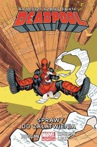 Sprawy do załatwienia. Deadpool. Tom 12