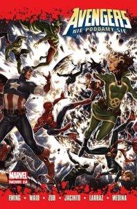 Nie poddamy się. Avengers