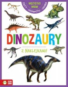 Dinozaury. Wszystko wiem!