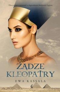 Żądze Kleopatry wyd. 2021