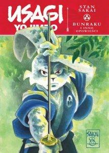 Bunraku i inne opowieści. Usagi Yojimbo